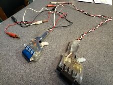 Two 1/24 slot car controllers in good working condition by Parma