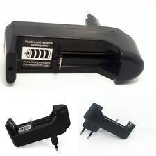 Standard EU Stecker Charger 18650 3.6-3.7v Li-Ion Batterie Batterie Laden Neu