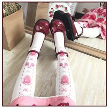 Girl Lolita Cartoon Stockings Tights Pantyhose Socks Cute Cosplay Accessories