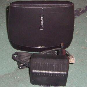 T-Sinus 700R DECT-Repeater schwarz baugleich zu Gigaset Repeater 1.0 100% OK