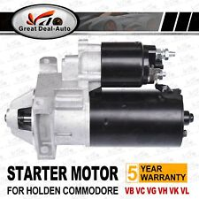 HEAVY DUTY STARTER MOTOR FOR HOLDEN COMMODORE 253 304 308 VC VH VK VL V8 5.0L