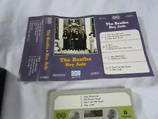import bootleg ? hey jude   BEATLES  Early Issue Paper Labels Cassette