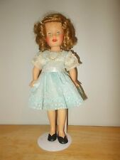 "IDEAL- SHIRLEY TEMPLE 1957 ST-12 DOLL 12 "" GORGEOUS !"