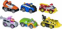 Paw Patrol Classic Gift 6 Pack Vehicles Pups Working Wheels True Metal Authentic