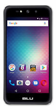 BLU Grand X G090Q Metallic  Cell Phone Smartphone Android 6.0 GSM Phone BLACK