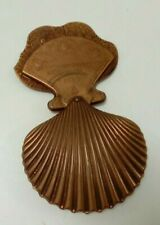 Antique Shell Needle Case - Hayes Crossley & Co Alcester & London