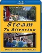 Steam to Silverton Colorado Steam Train Ride BLU-RAY D&RGW Durango Animas