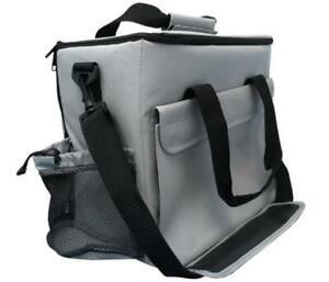 Game Plus Miniature Case Skirmisher Gaming Bag (Grey) New