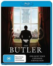 The Butler - Blu-ray, 2014 (LIKE NEW) Aus Region B