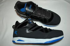 Boys Shoes BLACK MID CUT ATHLETIC SNEAKERS And1 Swag LACE UP Lightweight SIZE 6