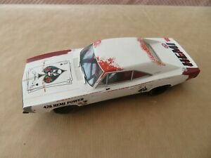 SCALEXTRIC/PIONEER 426 HEMI POWER DODGE CHARGER