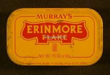 Vintage Murray's Erinmore Flake PipeTin 50g, Made in Nth Ireland