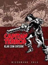 Capitan terrore output totale #2 Hardcover LIM. 777 Esteban Maroto capitano primo