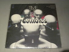 The Zombies- Time Of The Zombies- 2XLP Epic EPC 68262 Made In UK Sealed