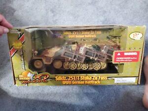 251/1 Stuka Zu Fuss WWII German Halftrack Ultimate Soldier Military Vehicle 1.18