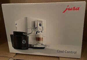 jura cool control worktop milk fridge 0.6 ltr
