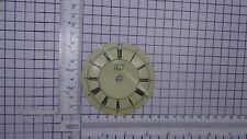 DIAL FOR WARMINK GRAVITY OR SAWTOOTH CLOCK NEW MODEL ANNO 1750