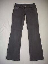 CITIZENS OF HUMANITY ~ BROWN COTTON DENIM BOOT CUT JEANS ~ SIZE 26 ~ EUC