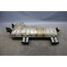 2001-2006 BMW E46 M3 ///M Stock Factory Exhaust Muffler Silencer w Tips OEM