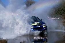 Colin McRae Subaru Impreza WRC 97 Argentine Rally 1997 Photograph 2