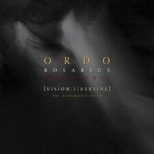 Ordo Rosarius Equilibrio - 'Vision: Libertine The Hangman's Triad' (CD)
