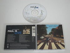 PAUL MCCARTNEY/PAUL ES LIVE(PARLOPHONE 7243 8 27704 2 8) CD ÁLBUM