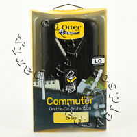 OtterBox Commuter 2-Layers Slim Hard Shell Case Snap Cover For LG G5 (Black) NEW