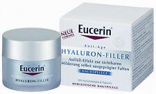 EUCERIN HYALURON FILLER Anti Age Nacht Tiegel Creme 50ml PZN 04668723