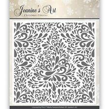 Jeanine'S Art-Albero di Natale Classics Cartella di Goffratura 12.5 CM x 12.5 cm