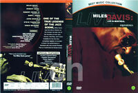 Miles Davis - Live In Montreal  DVD NEW
