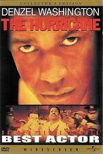 The Hurricane ~ Denzel Washington ~ Collector's Edition DVD ~ FREE Shipping USA