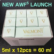 Valmont V-Line Lifting Cream 5ml x 12 pcs SAMPLES = 60ml - NEW in BOX