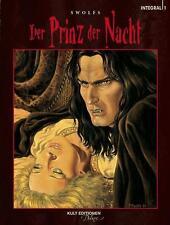 Swolfs, Y: Prinz der Nacht - Integral 1 von Yves Swolfs (2014, Gebundene Ausgabe)