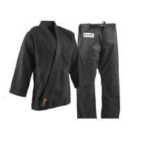 ProForce Gladiator Judo Uniform (Traditional Drawstring) - Black