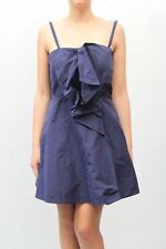 ABITO PINKO DONNA DRESS ROBE ПЛАТЬЕ SUKIENKA, ZUCCONE BLU MIS.44 PP nv