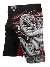 Raven Fightwear Men's Thor Mma Shorts Black/Red