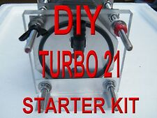 HHO TURBO 21 PLATE DRY CELL   DIY    BUILD THE CELL YOURSELF STARTER KIT