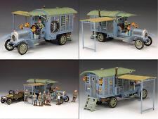 FW092 Kaiser Bill's Staffwagen by King & Country