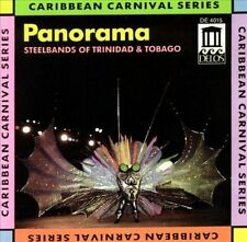 Panorama: Steelbands of Trinidad & Tobago, New Music