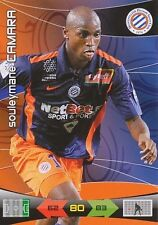 S. CAMARA # SENEGAL MONTPELLIER HSC CARDS ADRENALYN PANINI FOOT 2011 - O