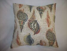 "2 DECORATIVE TOSS THROW PILLOW CUSHION COVERS 17"" INDOOR OUTDOOR"
