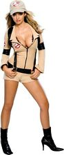 FANCY DRESS COSTUME ~ 80'S SEXY GHOSTBUSTERS SM 10-12