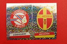 Panini Calciatori 2000/01 N. 666 LODIGIANI MESSINA  SCUDETTO NEW DA EDICOLA!!