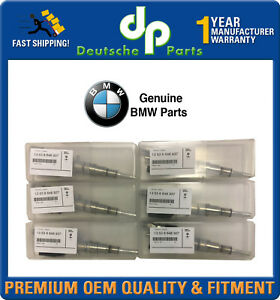 BMW Fuel Injector Index 12 N54 N63 135 335 535 550 750 X5 X6 M 13538616079 SET 6