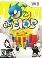 de Blob - Original Nintendo Wii game