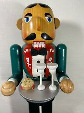 "Target Limited Edition Waiter Nutcracker 2006 14"" Christmas 8013/9384 Collectors"