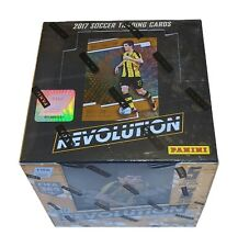 Factory Sealed 8 Pack Hobby Box 2017 Panini Revolution Soccer Cards