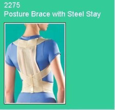 Oppo Posture Brace with Steel Stay Large