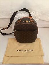 Louis Vuitton Sac A Dos Pack All  Cross body Limited Edition Travel Bag RARE!!!