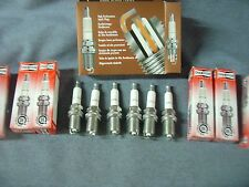 NEW JAGUAR XJ XJ40 XJ SPORT SPARK PLUGS X 6 DOUBLE COPPER CORE